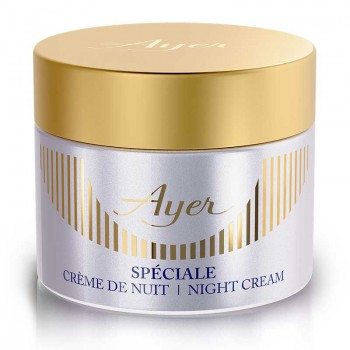 Speciale, Night Cream, 50ml
