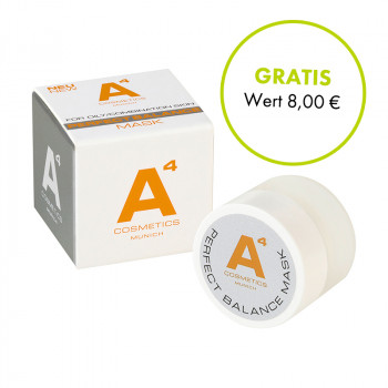 A4 Cosmetics, Perfect Balance Mask, 5ml
