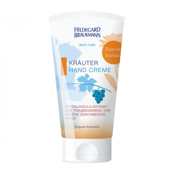 Body Care Kräuter Hand Creme, 150ml