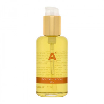 A4 Golden Body Oil, 100 ml