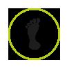 Anwendungsbereich: Füße