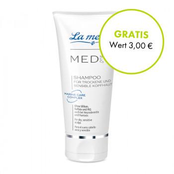 La mer, MED Shampoo für trockene und sensible Kopfhaut, 30ml