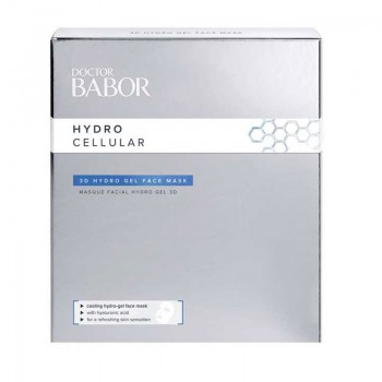 Doctor Babor Hydro Cellular 3D Hydro Gel Face Mask, 4 Stück
