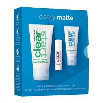 Clearly Matte Skin Kit