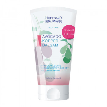 Body Care Avocado Körper Balsam, 150ml