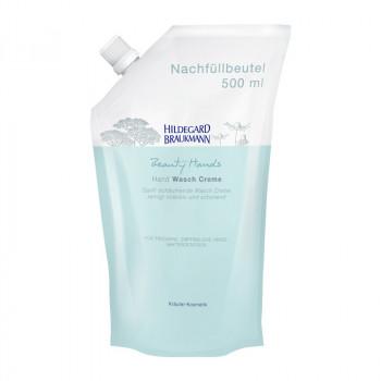 Beauty for Hands, Hand Wasch Creme Nachfüllpackung, 500ml