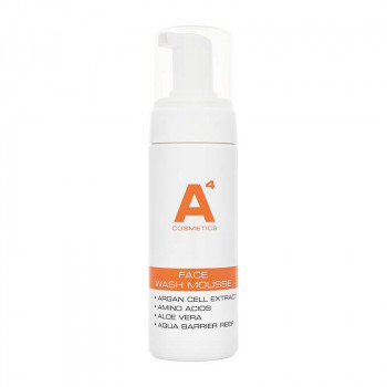A4 Face Wash Mousse, 150ml