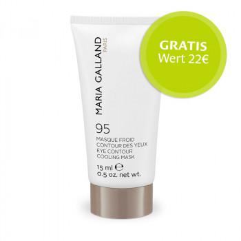 MARIA GALLAND, Masque Froid Contour des Yeux - 95, 15 ml