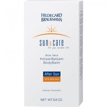 Sun and Care Aloe Vera Körperbalsam, 200ml