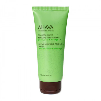 Mineral Hand Cream Prickly Pear and Moringa, 100ml