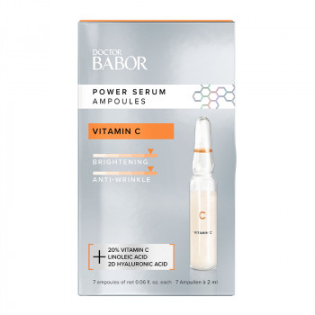 Power Serum Ampoules Vitamin C Ampoule, 7x2ml