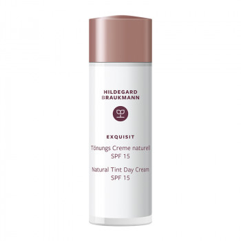 Tönungs Creme naturell SPF 15, 50ml