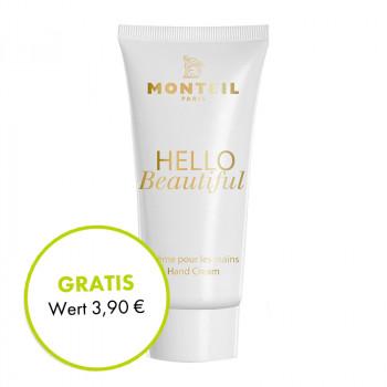 Hello Beautiful, Aloe Vera Hand Cream, 25ml