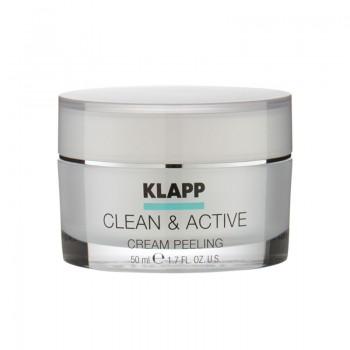 Clean and Active Cream Peeling, 50ml