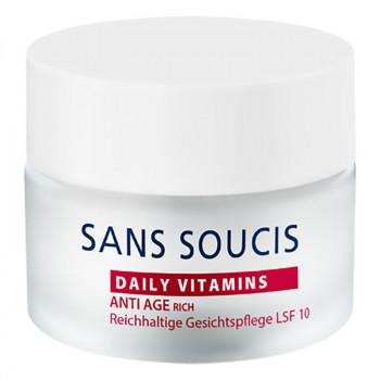 Daily Vitamins Anti Age Rich Reichhalltige Pflege LSF 10, 50