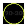 Anwendungsalter: 20-30