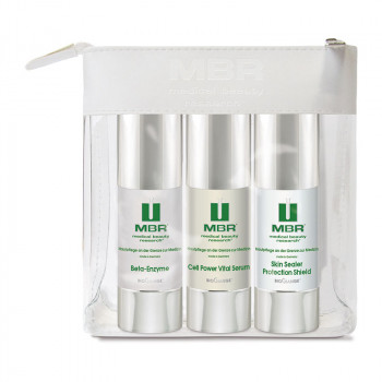 Travel Set Beta-Enzyme, Cell Power Vital Serum, 3x15ml