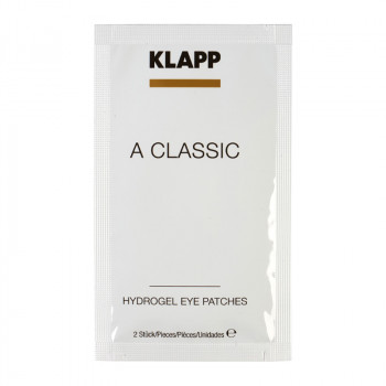 Hydrogel Eye Patches, 5x2 Stück