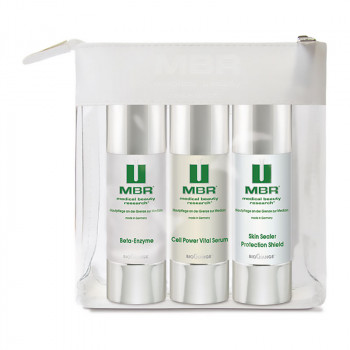 Travel Set Beta-Enzyme, Cell Power Vital Serum, 3x30ml