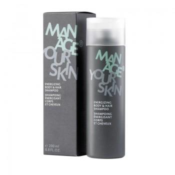Energizing Body & Hair Shampoo, 200 ml