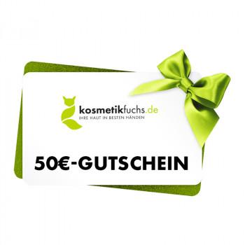 Geschenkgutschein Wert 50,- Euro