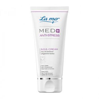 MED Anti-Stress, S. O. S. Repair Cream o.P., 50ml