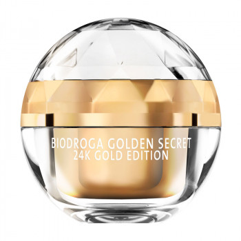 Golden Secret 24 Gold Edition, Gesichtspflege, 50 ml