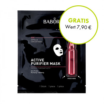 Babor Active Purifier Maske, 1 Stück