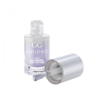 3 in 1 Nail Hardener, Base and Top Coat, 5ml