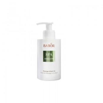 Babor Spa Energizing Massage und Bath Oil, 200ml