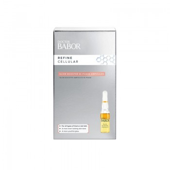 Doc. Babor REFINE CELLULAR Glow Booster Bi Phase Ampullen