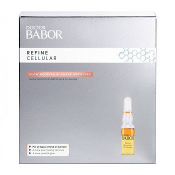 Doc. Babor REFINE CELLULAR Glow Booster Ampullen 14x1ml