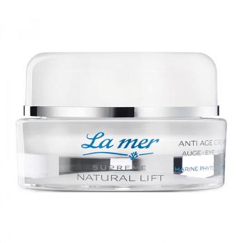Supreme Natural Lift Augencreme - ohne Parfum,  15ml