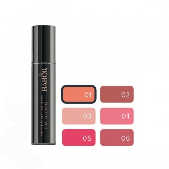 AGE ID Make up Perfect Shine Lip Gloss 01 beach orange, 4ml