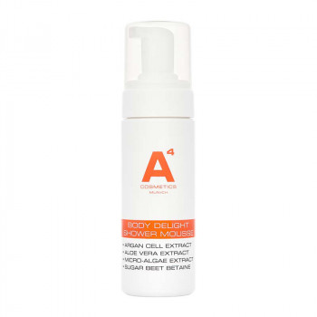 A4 Body Delight Shower Mousse, 150ml