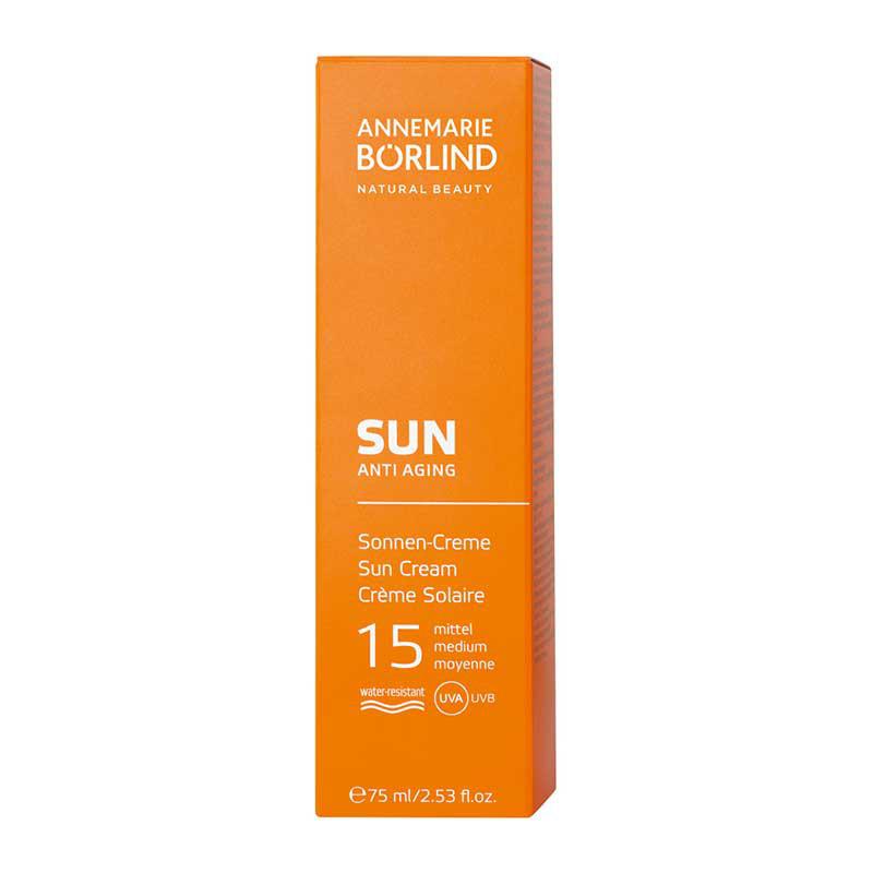 SONNENPFLEGE, Sonnen-Creme LSF 15, 75ml