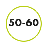 Anwendungsalter: 50-60