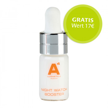 A4 Cosmetics, Night Watch Booster, 3ml