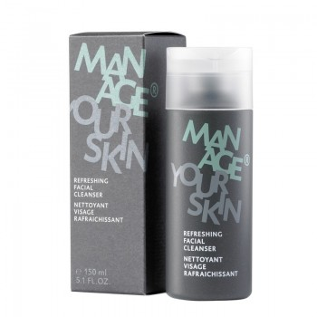 Refreshing Facial Cleanser, 150 ml