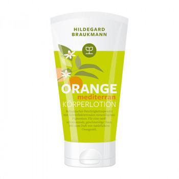 Orange mediterran Körperlotion, 150ml