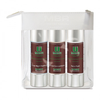 Travel Set, Over Night Peeling, Face Concentrate, Face Fluid