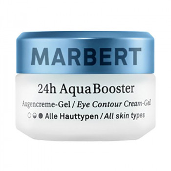 24h AquaBooster,  Augencreme-Gel, 15 ml