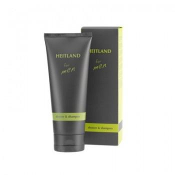 HEITLAND for men shower und shampoo, 200ml