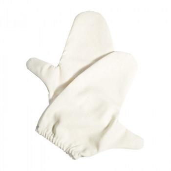 AYURASAN Rohseiden-Handschuhe, 1 Paar