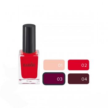 AGE ID Make up Nail Colour 03 burgundy, 7ml