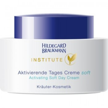 Institute Aktivierende Tagescreme soft, 50ml