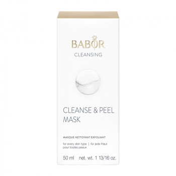 Cleanse and Peel Mask, 50ml