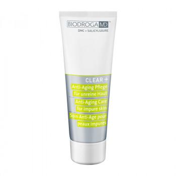 Clear+ Anti Aging Care für unreine Haut, 75ml