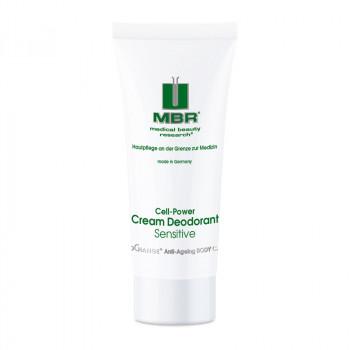 Cell-Power Cream Deodorant Sensitive, 50ml