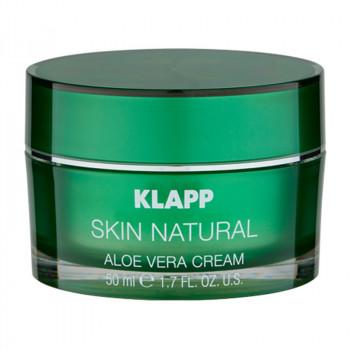 SKIN NATURAL, Aloe Vera Cream, 50ml
